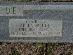 Allen McCue