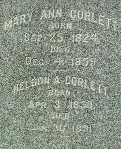 Nelson Albert Corlett