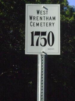 West Wrentham Cemetery