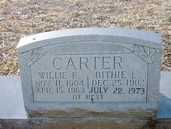 Willie F. Carter