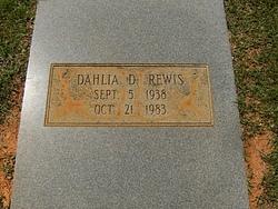 Dahlia <i>Dunn</i> Rewis