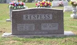 Ralph Gillespie Respess