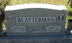Glenn E. Blatterman