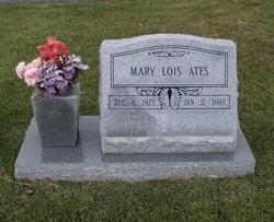 Mary Lois <i>Bass</i> Ates