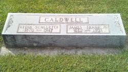 James Franklin Caldwell