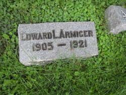 Edward L Armiger