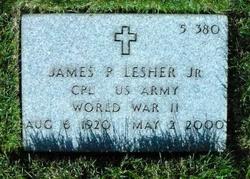 James Price Lesher, Jr