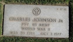 Charles Johnson, Jr