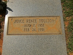 Joyce Renee <i>Toulson</i> Brown