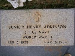 Junior H. Adkinson