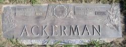 Gladys Amelia <i>Phythyon</i> Ackerman