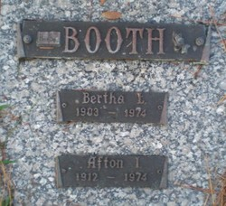 Afton I. Booth