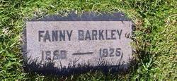 Fanny Barkley