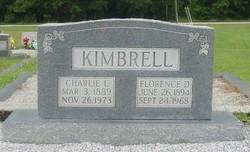 Florence <i>Dutton</i> Kimbrell
