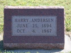Harry Andersen