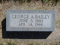 George Archie Bailey