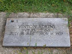 Vinton Harvey Adkins