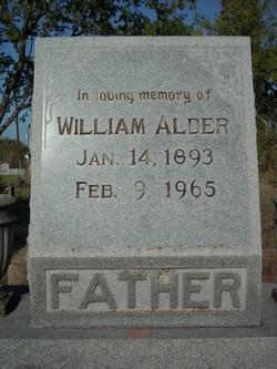 William Alder
