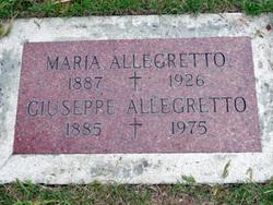 Maria Allegretto