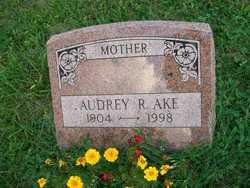 Audrey R <i>Giboney</i> Ake