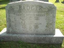 George Arthur Badger