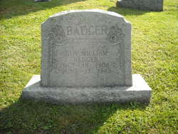 Guy William Badger