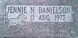 Jennie N Danielson