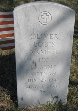Oliver Louis Armell