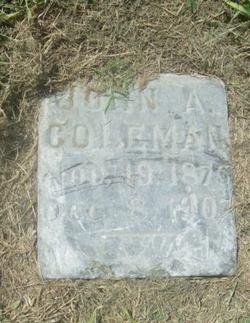 John A Coleman