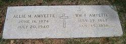 Allie M. <i>Cullen</i> Amyette