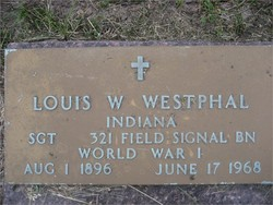 Louis Walter Westphal