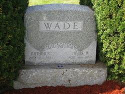 Hazel B <i>Edmunds</i> Wade