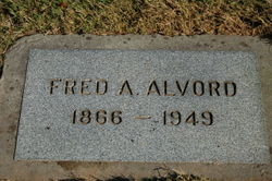 Fred A Alvord
