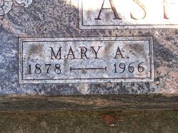 Mary Ann <i>Ogdon</i> Ashley
