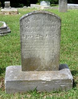 Infant Son Burney