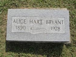 Alice <i>Hart</i> Bryant