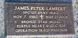 James Peter Lambert