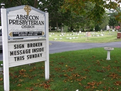 Absecon Presbyterian Church Cemetery