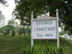 Esterly Cemetery