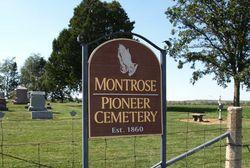 Montrose Pioneer Cemetery