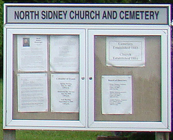 North Sidney Cemetery