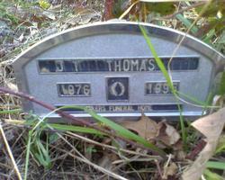 J. T. Thomas