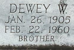 Dewey W. Bailey