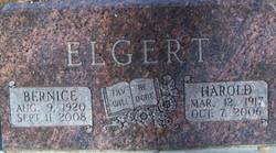 Harold Elgert
