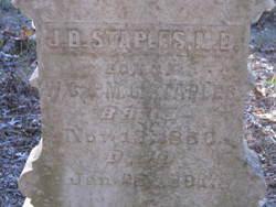 Dr J. D. Staples