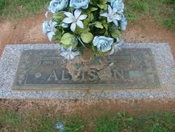 Gertrude Sally <i>Davis</i> Allison