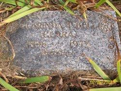Clarinda T Clara Bell