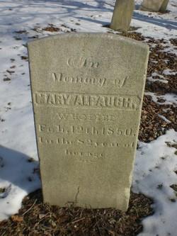 Mary Alpaugh