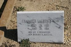 Charlotte <i>Laurence</i> Bell