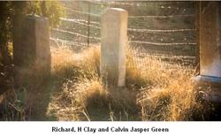 Calvin Jasper Green